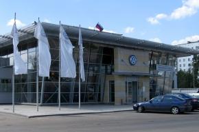 Автоцентр Volkswagen, АвтоКлаус Центр, г.Н.Новгород