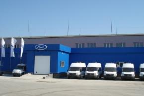Производство микроавтобусов Ford Transit, Автохолдинг Нижегородец, г.Н.Новгород